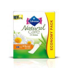 Libresse Natural Care Normal Ежедневни дамски превръзки х58 бр