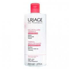 Uriage Eau Thermale Мицеларна Почистваща вода за лице за чувствителна кожа 500 мл