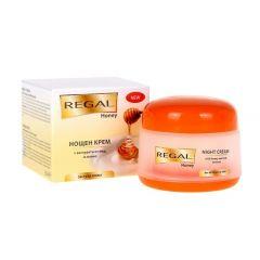 Regal Honey Нощен крем с екстракти от мед и мляко 50 мл