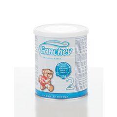 Ganchev Преходно мляко за кърмачета 2 пребиотичен ефект 6-12 м 400 гр