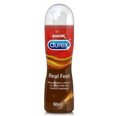 Durex Real Feel лубрикант кафяв 50 мл
