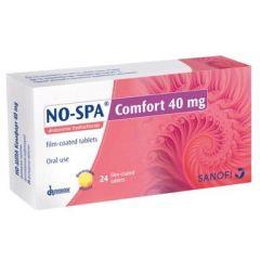 No-Spa Comfort 40 мг х24 таблетки