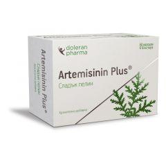 Artemisinin Plus Сладък пелин За нормалната функция на имунната система х60 капсули Doleran Pharma