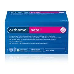 Orthomol Natal За жени планиращи бременност, бременни и кърмещи х30 дневни дози