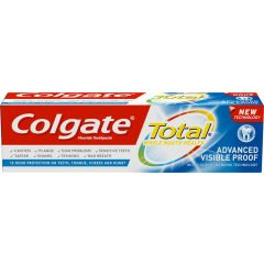 Colgate Total Advanced Invisible Proof паста за зъби 75 мл