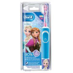 Oral-B D100 Vitality Frozen Електрическа четка за зъби за деца 3+ години