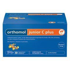 Orthomol Junior C Plus За деца За имунната система х30 дневни дози