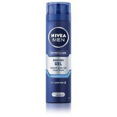 Nivea Men Protect & Care Гел за бръснене 200 мл