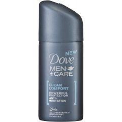 Dove Men+ Care Clean Comfort Дезодорант против изпотяване за мъже 35 мл
