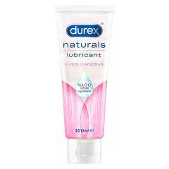 Durex Naturals Extra Sensitive лубрикант увеличаваш чувствителността 100 мл