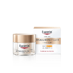 Eucerin Hyaluron-Filler + Elasticity Дневенкрем за всеки тип кожа SPF30 50 мл