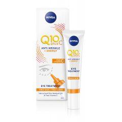 Nivea Q10 Plus C Околоочен крем против бръчки 15 мл
