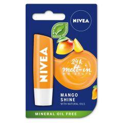 Nivea Балсам за устни с манго 4,8 гр