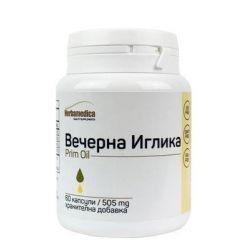 Herbamedica Prim Oil Вечерна иглика при ПМС и менопауза 500 мг х60 капсули