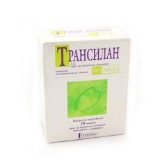 Трансилан природно средство при запек 7 гр х 20 сашета Innotech