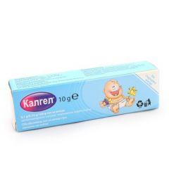 Калгел Гел за бебета при никнене на зъбки 10 гр McNeil