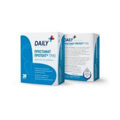 Daily+ Простамат протект трио за простатата х30 сашета Chemax Pharma