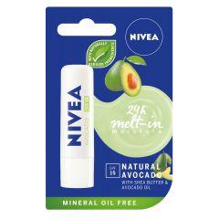 Nivea Балсам за устни с авокадо SPF15 4.8 гр