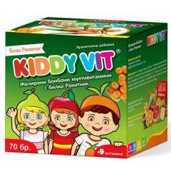 Киди Вит Мултивитамини за деца за укрепване на имунната система х70 желирани бонбони