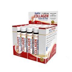 Hydro Collagen Multi Active Хидро колаген Мулти актив 11 0000 мг х20 ампули Lecovita