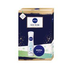 Nivea Fresh Feeling Gift Set Подаръчен комплект