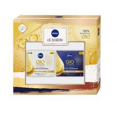 Nivea Q10 Nourishing Gift Set Подаръчен комплект