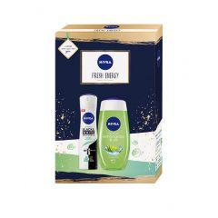 Nivea Fresh Energy Gift Set Подаръчен комплект