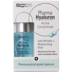 Pharmatheiss Cosmetic Pharma Hyaluron Хидратиращ антиейдж концентрат с хиалурон 13 мл