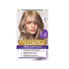L'Оreal Excellence Creme Боя за коса 8.11 Ultra Ash Light Blonde