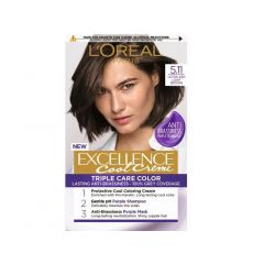 L'Оreal Excellence Creme Боя за коса 5.11 Ultra Ash Light Brown