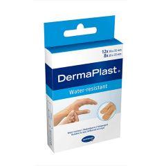 Hartmann DermaPlast Water-resistant Водоустойчив пластир за малки повърхностни рани 2 размера x20 бр