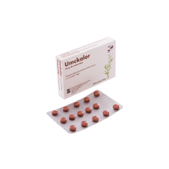 NaturProdukt Umckalor При остри инфекции на дихателните пътища 20 мг х15 таблетки