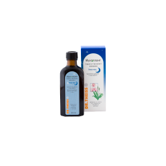 Dr. Theiss Мукоплант Лека нощ Сироп против кашлица за спокоен сън x100 мл
