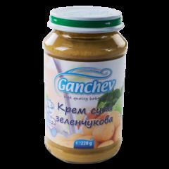 Ganchev Зеленчукова крем супа 12М+ 190 гр