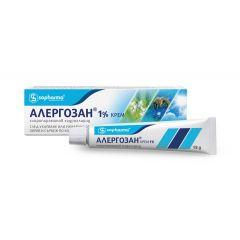 Алергозан 1% крем х18 гр Sopharma