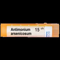 Boiron Antimonium arsenicosum Антимониум арсеникозум 15 СН