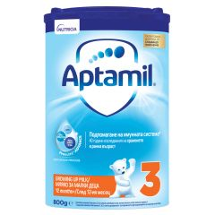 Aptamil Advance ProNutra 3 Адаптирано преходно мляко 12-24 месеца 800 гр