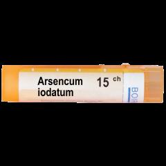 Boiron Arsencum iodatum Арсеникум йодатум 15 СН