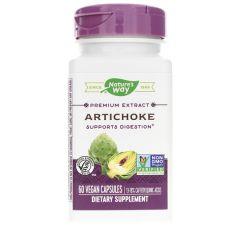 Nature's Way Artichoke Артишок природна грижа за здрав черен дроб и жлъчка 450 мг х60 V капсули