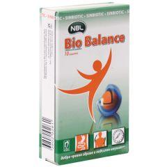 NBL Bio Balance пробиотик за добро чревно здраве и подсилен имунитет х 10 сашета Nobel