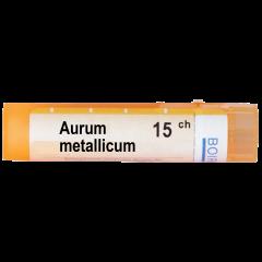 Boiron Aurum metallicum Аурум металикум 15 СН
