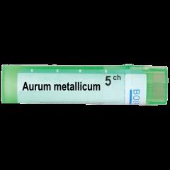 Boiron Aurum metallicum Аурум металикум 5 СН