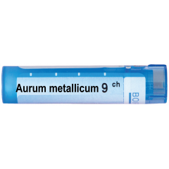 Boiron Aurum metallicum Аурум металикум 9 СН