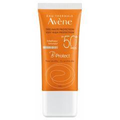 Avene Sun B-Protect Слънцезащитен разкрасяващ флуид SPF50+ 30 мл