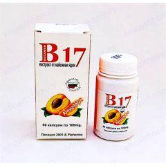 ВитаминB17 Амигдалин х 60 капсули Панацея 2001