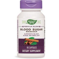 Nature's Way Blood Sugar контрол върху кръвната захар х90 капсули