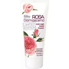 Bilka Rosa Damascena Подмладяващ крем за ръце 100 мл
