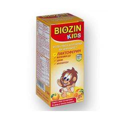 Biozin Kids Сироп с лактоферин за деца 0+ 100мл BIOshield