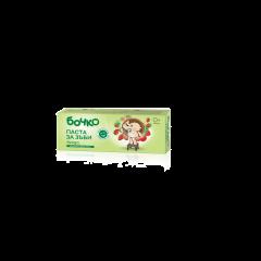 Бочко Паста за зъби ягода със защитно действие 0+ 150 мл