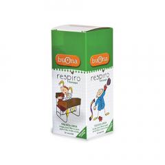 Magnalabs Buona Respiro Сироп за деца при суха и влажна кашлица х140 мл